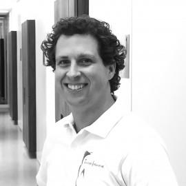 Dentist Maarten Vaartjes